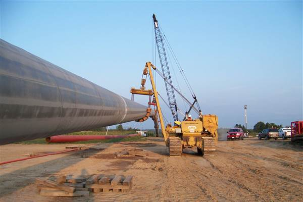 Natural Gas Pipeline - Image